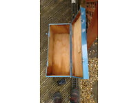 Canary, Fife/Border showcage carrying box, box only.