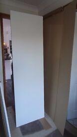 Gloss White Panel