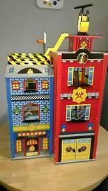 ELC fire station