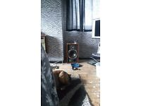 Tannoy speakers £50 or nearest offer