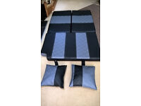 Top quality upholstery ideal for any camper conversion T4 T5 T6 Ford Fiat