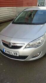 2012 VAUXHALL ASTRA SPORT TOURER 1.7CDTI 125 bhp VERY GOOD CONDITION!!!