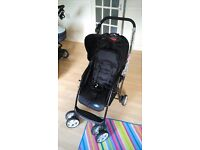 Pram and pushchair for baby and toddler