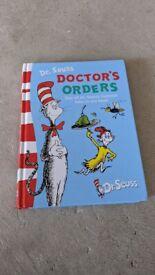 DR SEUSS DOCTOR'S ORDERS BOOK 4 STORIES HARDBACK
