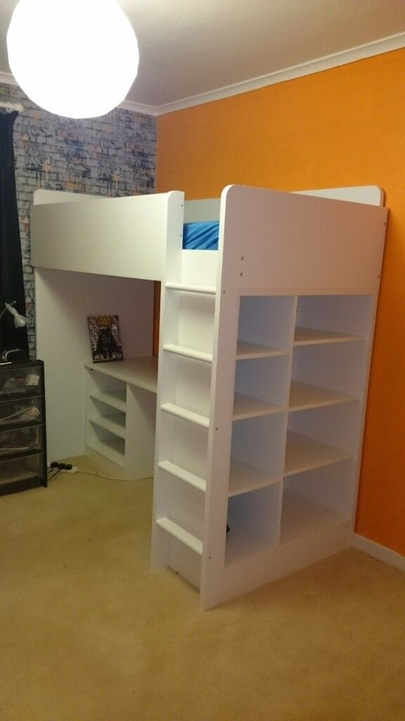 Ikea loft bed - perfect condition
