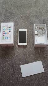 5s white iphone