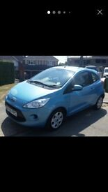 Ford KA Style+ Only 46k (£30 road tax)