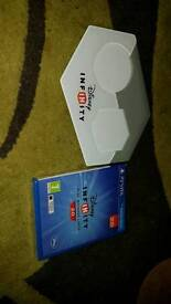 Disney Infinity base and disc for Playstation Vita