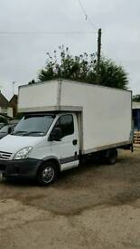 IVECO DAILY TAIL LIFT VAN