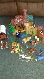 Playmobil Western Mine