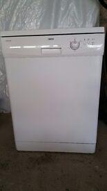 Zanussi tempoline ZDF2020 full size dishwasher
