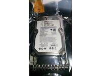 New 1TB IBM Server System X 43W7626 7.2K SATA Hot-Swappable Hard Drive