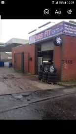 Quality** part worn & new tyres