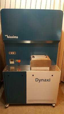 Automatic Surface Analysis Biosims From Hiden Analytical Auto Sims Compact Sims