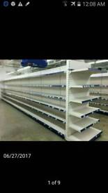 Shop shelving in Mint condition & Dairy Fridges