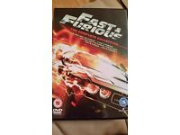Fast And Furious 1-5 box set
