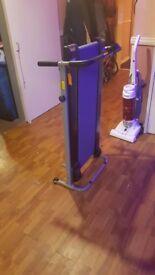 Non motorised treadmill