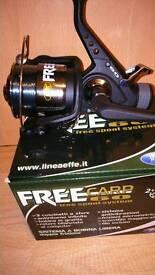 Free carp 60 baitrunner reel