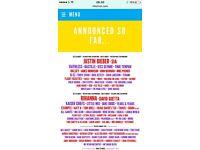 V Festival Ticket - Saturday Chelmsford