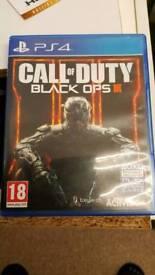 PS4 COD black ops 3