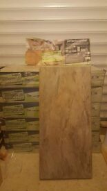 12 msq laminate flooring
