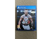 UFC 3 Sony PS4 Game (UK NEW & SEALED)