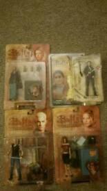 Buffy the vampire slayer figures