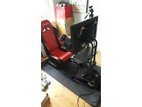 GT Omega Racing Simulator
