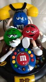 M&M's Telephone Collectable