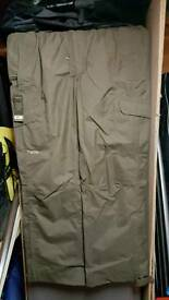 Wychwood Solace Waterproof Combat Trousers