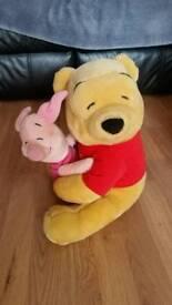 Winnie the pooh&piglet