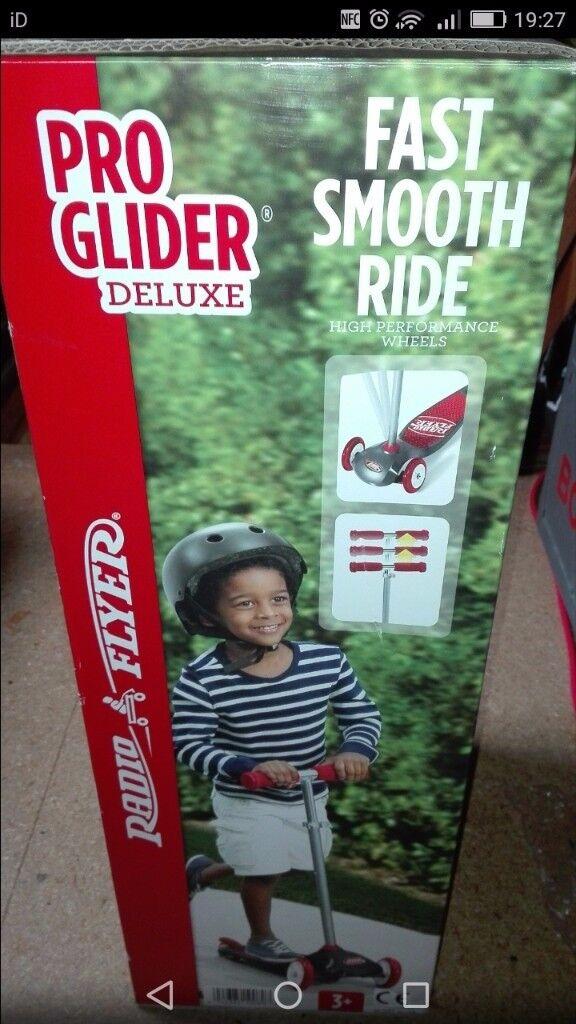 Kids scooter pro glider