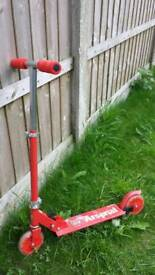 SALE! Arsenal Folding scooter nr6