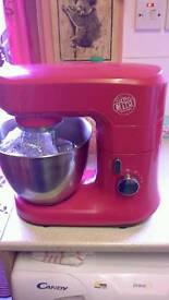 Go Chef Stand Mixer in Red
