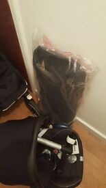 All Black Bugaboo Donkey Mono (Used) For £650 Excellent Condition (Everything Incl)