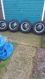 Range Rover classic Vogue alloy wheels