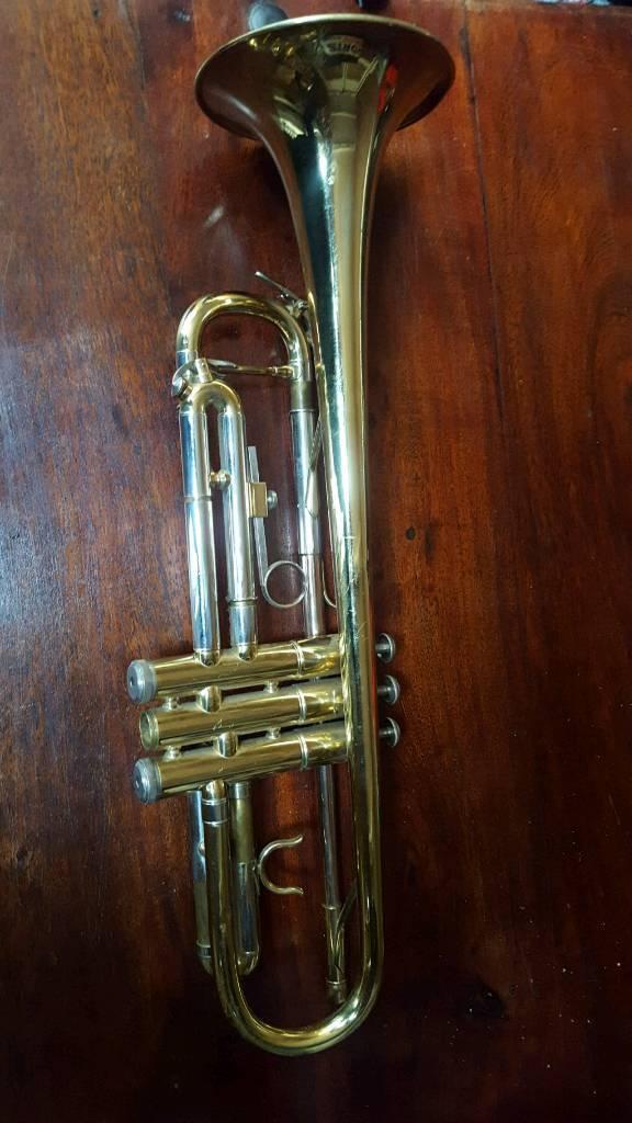 Volt Voggenreiter trumpet