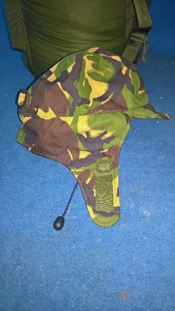 british army duck hat cold weather camo  43085527715