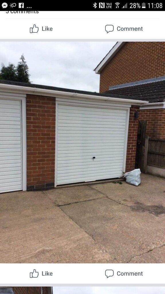 2 Garage Doors In Spondon Derbyshire Gumtree