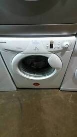 HOOVER 7KG 1400 SPIN WASHING MACHINE WITH 6 MONTHS GUARANTEE