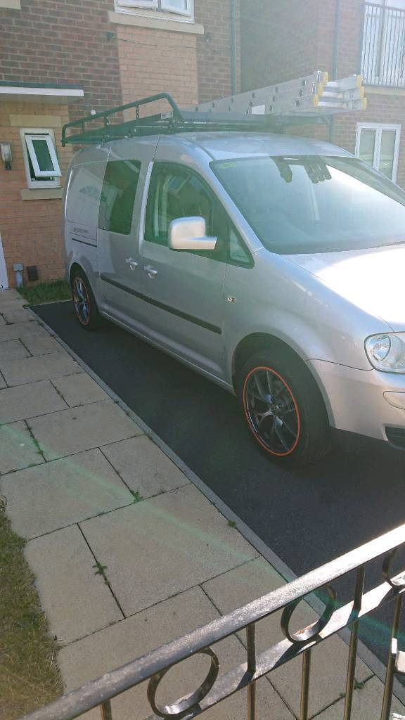 volkswagen caddy maxi kombi 1 9 tdi in leeds west. Black Bedroom Furniture Sets. Home Design Ideas