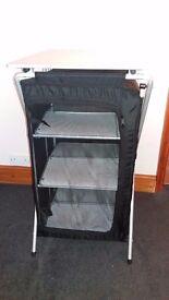 Royal 3 tier Storage Larder Cupboard in good condition RRP £78.99