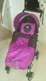 Chicco lite buggy