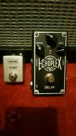 MXR Echoplex Delay & Tap Tempo