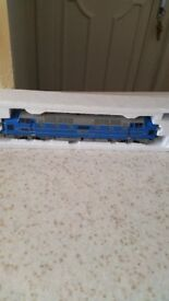 Bachmann national railway prototype deltic locomotive 32-520 dcc fitted boxed used once