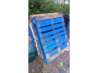 Free 3 UK pallets for collection