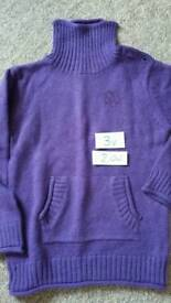 Girl sweater 3y