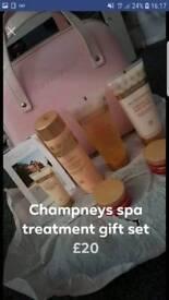 Champneys spa gift set