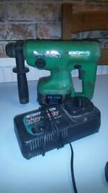 Sds Hitachi drill