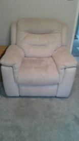 Electric Reclining Armchair